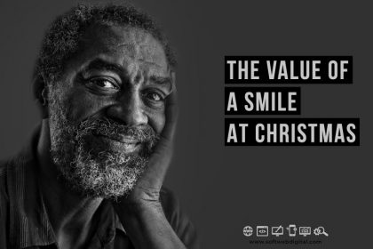 The Value of a smile at Christmas