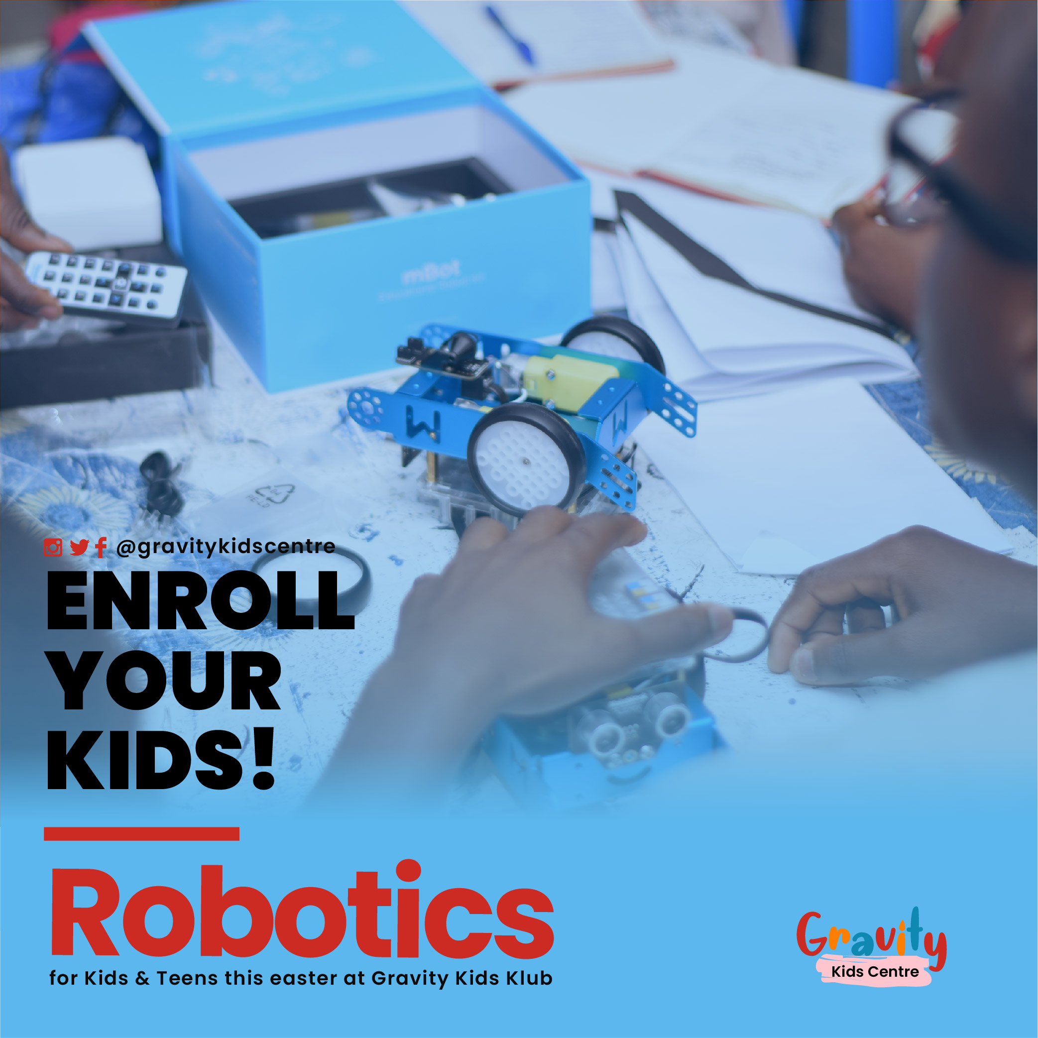 Robotics Classes